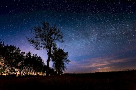 Night Photography Camera Settings Start With For Stars