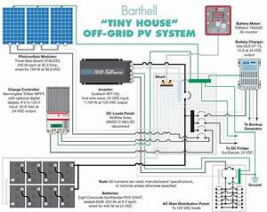 Solar Battery Bank Wiring Diagram
