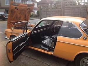 Cs Auto : for sale bmw e9 2800 cs auto for restoration 1970 classic cars hq ~ Gottalentnigeria.com Avis de Voitures