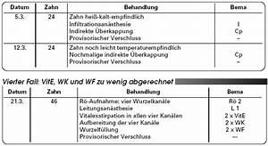 Goz Zahnarzt Abrechnung : abrechnung nach bema und goz so vermeiden sie h ufige abrechnungsfehler teil 10 endodontie ~ Themetempest.com Abrechnung
