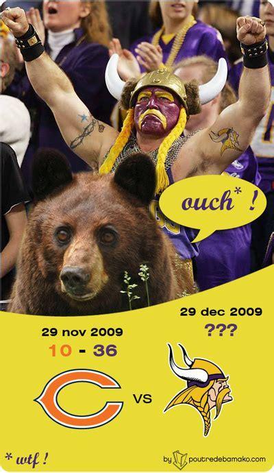 Minnesota Vikings Vs Bears Funny Quotes. QuotesGram