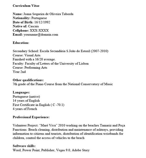 Do My Resume For Me by The Resume Template That Helped Me Land The Muse
