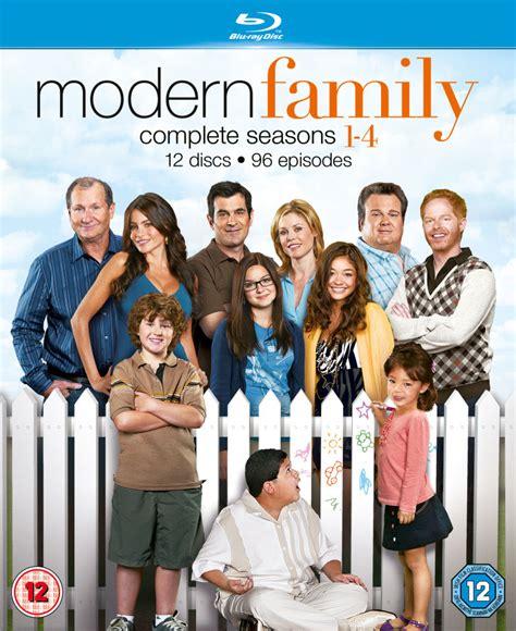 modern family all seasons modern family seasons 1 4 zavvi