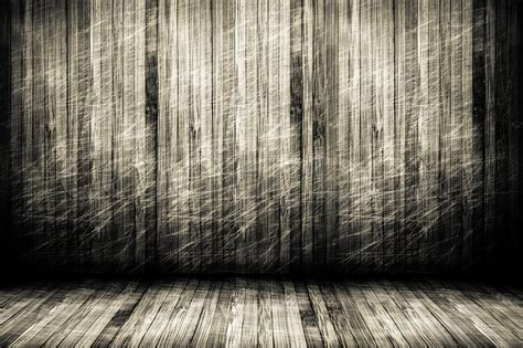 High Resolution Creative Wooden Stage Stock Photo