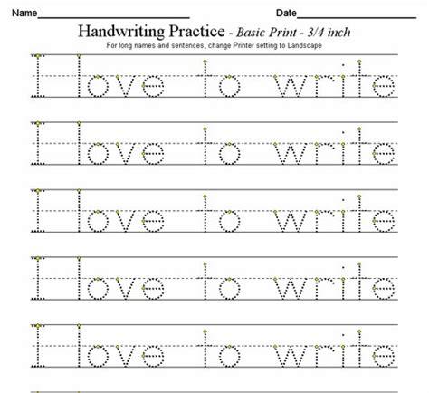 Make Your Own Printable Cursive Handwriting Worksheets  Handwriting Worksheet Generator Make