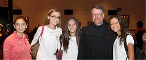 St. Francis Prep Honors Patron - The Tablet