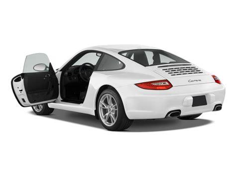 Image 2010 Porsche 911 Carrera 2door Coupe Open Doors