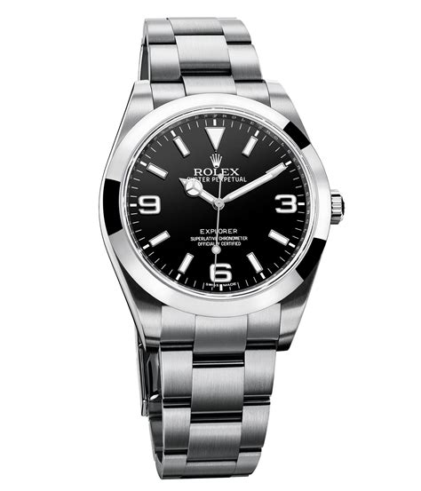 Rolex - New Oyster Perpetual Explorer Ref. 214270 | Time ...