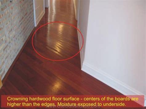 wood floor cupping and crowning chicago condo floor wall window and interior door inspection