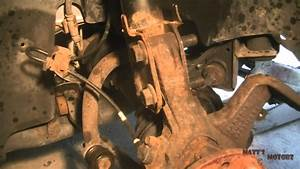 Replacing Front Struts  2000 Chrysler 300m