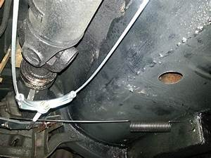 Hand Brake Cable  U0026 Hardware Replacement