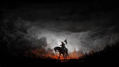 Kingdom Come Deliverance Wallpapers Artwork Resolution 4k