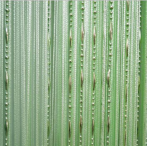 rideau haut de gamme perles de rideau ligne rideau 100 200 cm int 233 rieur
