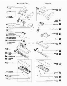 Dyson Dc27 Parts List And Diagram   Ereplacementparts Com