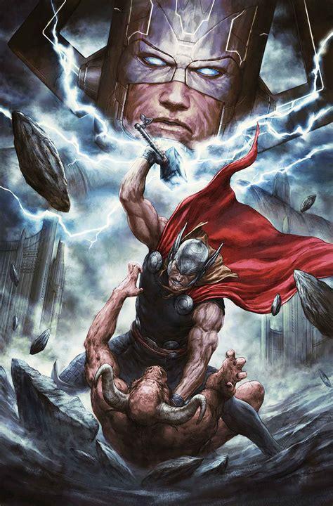 previewsworld thor god of thunder 23