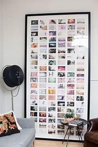 Fotos Aufhängen Ideen : zeit f r kunst 48 wanddekoration ideen ~ Lizthompson.info Haus und Dekorationen