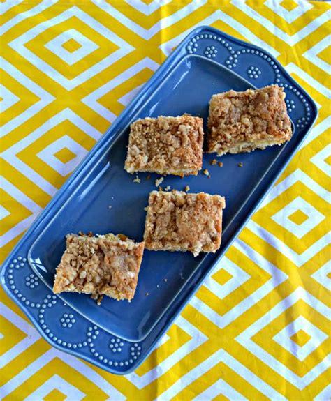 Arrange lemon slices in a single layer. Meyer Lemon Coffee Cake - Hezzi-D's Books and Cooks
