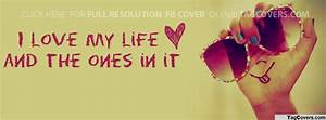 CUTE COVER PHOTOS FOR FACEBOOK QUOTES ABOUT LIFE image ...