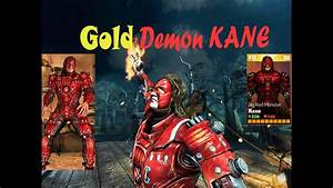 Update 1.9 Big Red Monster KANE Review All special Attacks ...