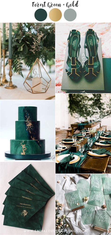 vintage wedding color ideas  steal