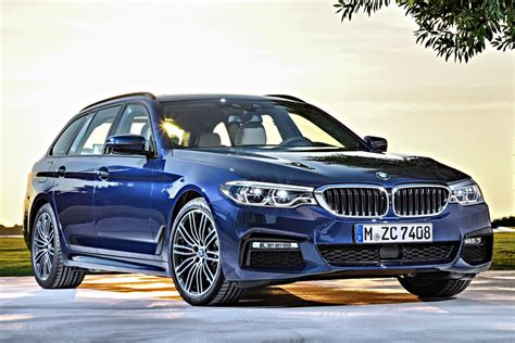 Bmw 520d Touring Sequential Automatic 5 Door Specs