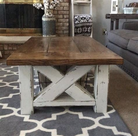 Our living room finally looks complete with the new diy coffee table that. More ideas below: DIY Wooden Coffee table Square Crate Ideas Rustic Coffee table With Small ...