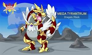 Tyrantrum Mega Evolution | www.pixshark.com - Images ...