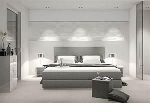 Schlafzimmer Lampen Design : modernes schlafzimmer mit boxspringbett freshouse ~ Markanthonyermac.com Haus und Dekorationen