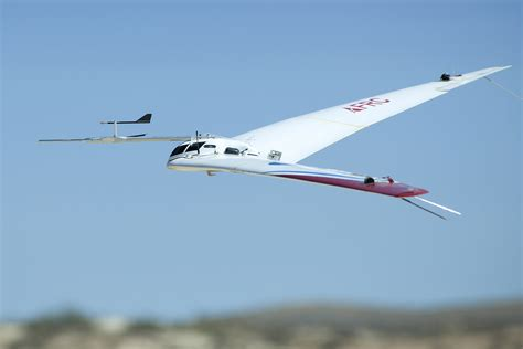 Flight Testing NASA's Prandtl-D Research Aircraft | NASA