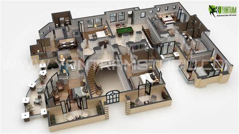 luxurious  floor plan design ideas  yantram floor plan