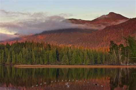 mountain forest cloud formations picture photo information
