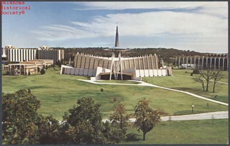 Oral Roberts University The Encyclopedia Of Oklahoma