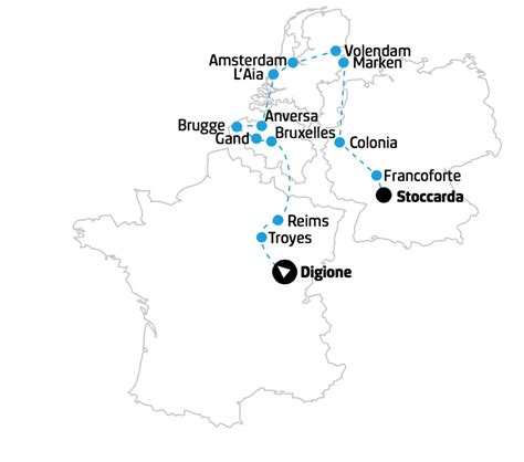 CYUs Tour - Transport Persoane Germania, Belgia, Olanda - Zilnic