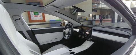 17+ Tesla 3 Images Interior PNG