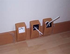 Plinthe Bois Electrique : nos r alisations ~ Melissatoandfro.com Idées de Décoration