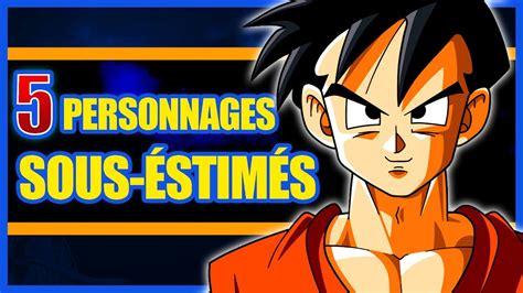 7 Personnages (trop) Sous-estimes Dans Dragon Ball