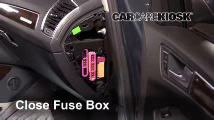 Audi Fuse Box Repair Wire by Interior Fuse Box Location 2009 2017 Audi Q5 2012 Audi