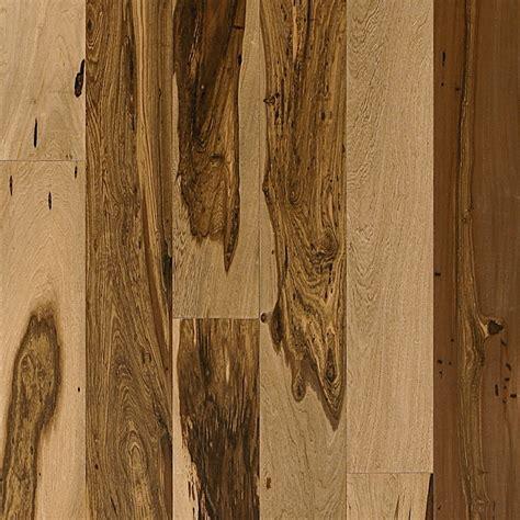 IndusParquet Brazilian Pecan Hand Scraped Hardwood Flooring