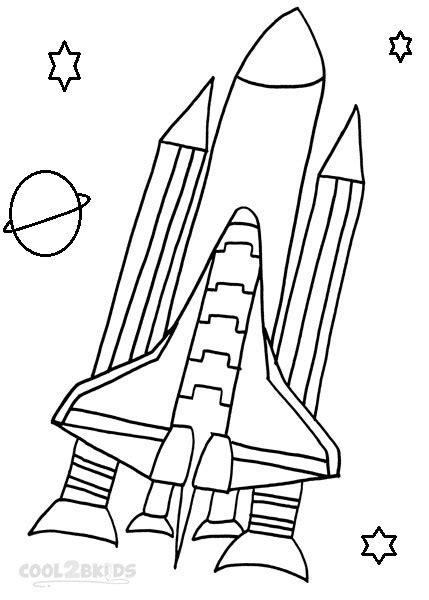 printable spaceship coloring pages  kids coolbkids