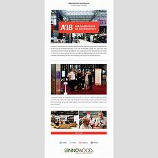 Innowood @ American Institute Of Architects Conference