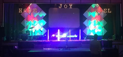Backdrop Background Design by Blocky Backdrop Church Stage Design Ideas