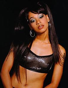 Lisa 'Left Eye' Lopes would aged wonderfully and given us ...
