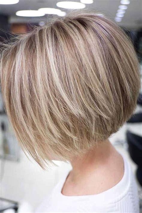 short blonde bob hairstyles crazyforus