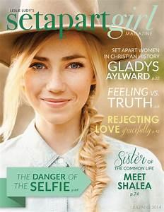 Christian magazine for teen girl