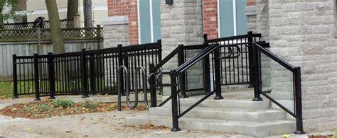 aluminium deck railings kitchener waterloo sudek