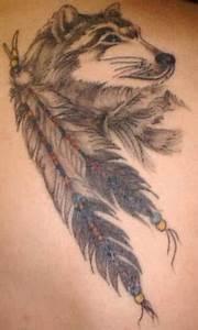 wolf tattoo designs Native American tattoo design, art ...
