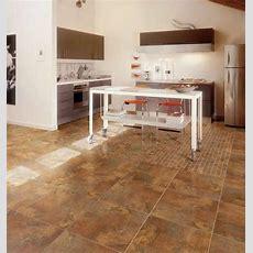 Porcelain Floor Tile In Kitchen  Modern  Kitchen  Other