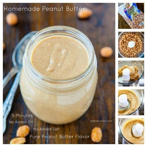 diy recipe cooking class diy homemade peanut butter how to instructions