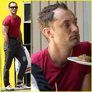Jude Law News, Photos, and Videos | Just Jared