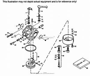 Mtd Engine Parts Diagram Carb